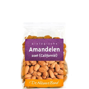 Zoete amandelen heel (californische)