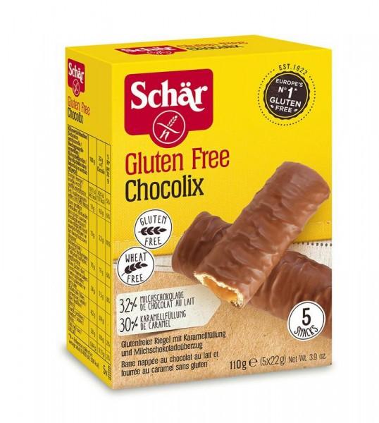 caramel bar chocolix