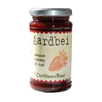 Aardbei-fruitbeleg