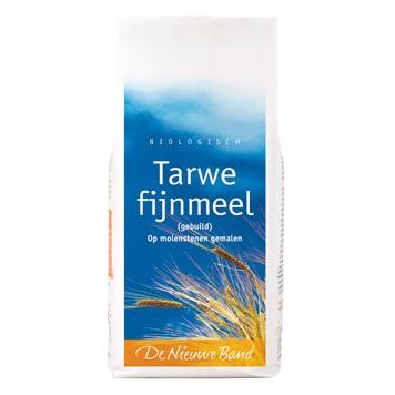Tarwefijnmeel (gebuild)