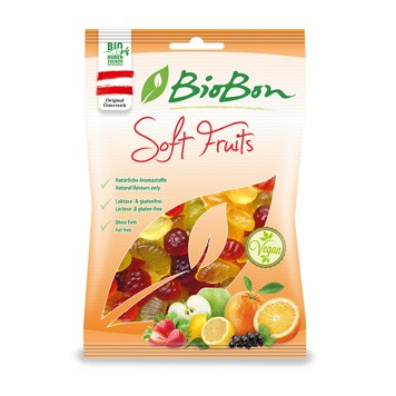 soft fruits zonder gelatine