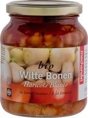 Witte bonen in tomatensaus
