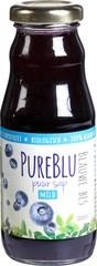 blauwe bessensap mild