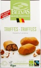 Hazelnoot truffels zonder suiker