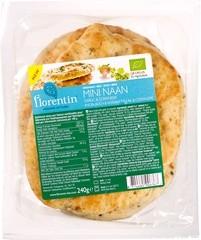 Naanbrood knoflook-koriander