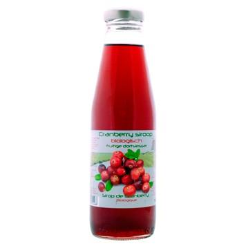 Cranberry-siroop