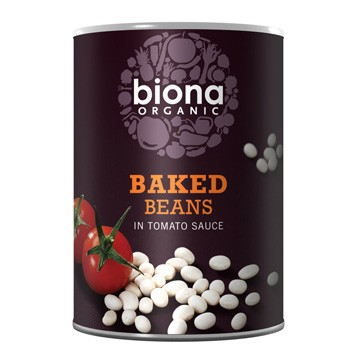 Baked beans in tomatensaus