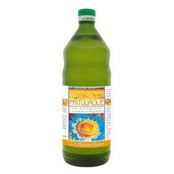 Frituurolie zonnebloem