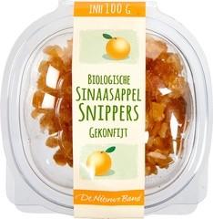 Sinaasappelsnipper geconfeit