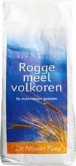 roggemeel (volkoren)