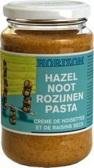 hazelnoot rozijnenpasta zonder zout
