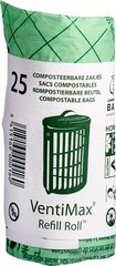 Afvalzak composteerbaar 10 l