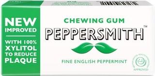 natuurlijke pepermunt kauwgom