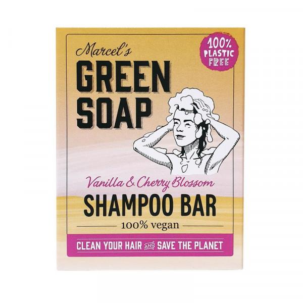 shampoo bar vanilla & cherry