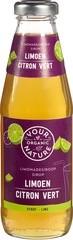 limonadesiroop limoen