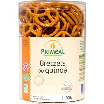 Quinoa zoute krakeling